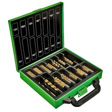 Kawasaki 88 Piece Drill Bit Set With Metal Case - 841372