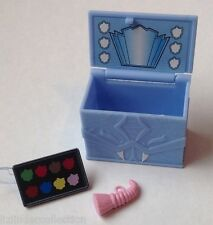 MONSTER HIGH ~ Viperine Gorgon Frights Camera Action Hauntlywood MAKE-UP CASE
