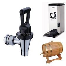 New Chrome Brass Cold&Hot Water Faucet Water Dispenser Spigot Switch Parts