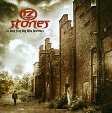The Only Easy Day Was Yesterday 2010 by 12 Stones -exlibrary-