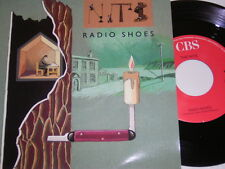 """7"""" - Nits Radio Shoes & Solid to Gas - MINT 1990 # 4915"""