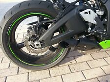 04 Yamaha  R6 R Competition Slip On drag Shorty MATTE BLACK MINI Exhaust Stubby