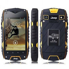 Unlocked JEEP Smartphone Quad Core Rugged Android Shock/WaterProof Cell Phone Z6