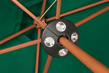 NEW 16 LED Ultra Bright Camping Light Garden Patio Parasol Pole Tent Fishing