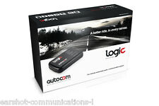 Autocom Logic Kit L1 Rider Only Motorbike Intercom System Brand New Main Dealer