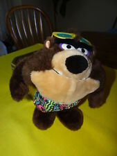 LOONEY TUNES VTG 1993 10'' TAZ TAZMANIAN DEVIL  PLUSH STUFFED  EUC