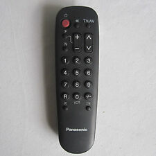 Genuine Original Panasonic EUR501302 TV Remote Control Tested Free Post