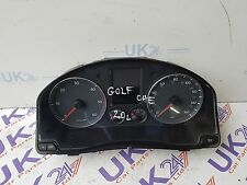 VW GOLF MK5 2004-2008 2.0TDI SPEEDOMETER INSTRUMENT CLUSTER CLOCKS 1K0920963B
