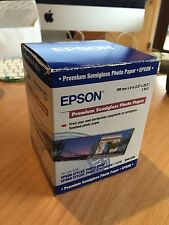 "Epson Premium Semigloss Photo Paper 100 mm x 8 m (3,9"" x 26,2') S041330"