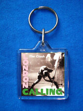 The Clash- London Calling Keyring punk rock Sex Pistols Stranglers Joe Strummer