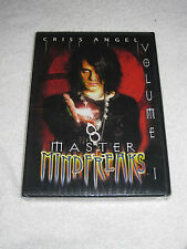 Criss Angel: Master Mindfreaks Volume 1 (DVD, 2007)   NEW SEALED