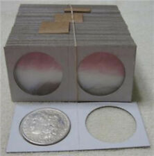 200 2x2 Cardboard Coin Holders - Large Dollar  39mm