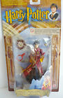 Harry Potter - Quidditch Harry Potter Action Figure Mattel New on Card 2001