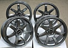 "18"" CRUIZE RB3 ALLOY WHEELS FIT DODGE AVENGER CALIBER CARAVAN NITRO"