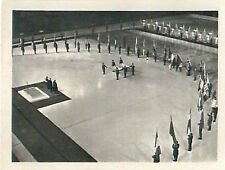 Cortina d'Ampezzo Closing ceremony Jeux Olympiques OLYMPIC GAMES ITALY 1956 CARD