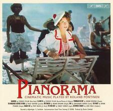 Pianorama: Cinematic Music played by Roland Pöntinen, New Music