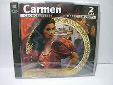 Opera Carmen George Bizet Giorgio Notev  Come Nuovo Like New 2 CD 8717423034421