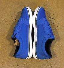 Gravis Lowdown Size 13 US Blue BMX Skate Shoes Sneakers Deadstock Dylan Rieder