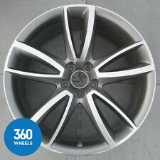 "1 x NEW GENUINE AUDI 20"" A5 5 ARM SPOKE PARABOLA ALLOY WHEEL 8T00714904EE"