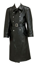 WW2 German officer leather coat - XL 46 CHEST