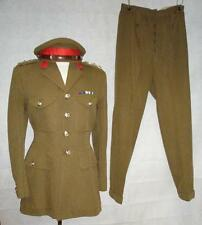 Regiment Uniform Including, Jacket, Trousers And A Hat