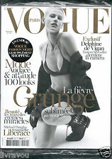▬►Vogue 940 Septembre 2013 Saskia de Brauw_Kate Moss_ Fashion Haute Couture