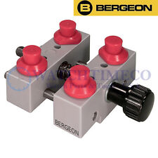 Bergeon 5685 Large Vice Case Holder for Waterproof Watches Swiss Made