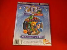 The Legend of Zelda Oracle of Seasons & Ages Game Boy Color Strategy Guide Book