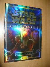ALBUM FIGURINE STAR WARS EPISODE I STICKER COLLECTION MERLIN 1999 INCOMPLETO -28
