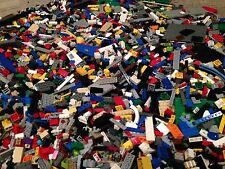 100 LEGOs / Bricks Parts Pieces / Cleaned / Random Mixed Colors / Building Toys