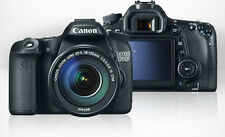 "Canon EOS 70D 18-135mm STM 20.2mp 3"" DSLR Digital Camera New Cod Agsbeagle"