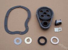AUSTIN CAMBRIDGE A55 Mk1 2 A60 MORRIS OXFORD 5,6 TIMING CHAIN KIT WITH SPROCKETS