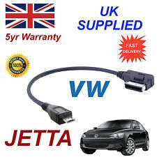 VW JETTA AMI MMI  5G0051763C  MP3 PHONE MICRO USB Cable replacement
