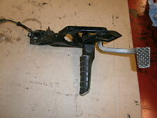 kawasaki ZZR1100 (1992) Front Right Footrest and Brake Lever