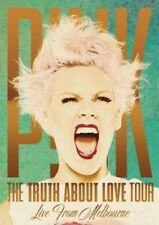 P!NK - THE TRUTH ABOUT LOVE TOUR: LIVE FROM MELBOURNE;DVD INTERNATIONAL POP NEU