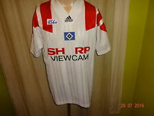 "Hamburger SV Original Adidas Equipment Trikot 1993/94 ""SHARP VIEWCAM"" Gr.M- L"