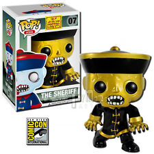 POP! Asia Jiang Shi Ghosts The Sheriff Vinyl Toy Figure #07 -2014 SDCC Exclusive