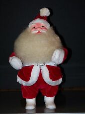 HAROLD GALE SANTA VINTAGE DOLL STORE DISPLAY CHRISTMAS TREE HOLIDAY ORNAMENT NW!