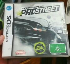 Need For Speed Pro Street NDS - FREE POST
