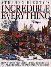 Stephen Biesty's Incredible Everything by Platt, Richard, Biesty, Stephen