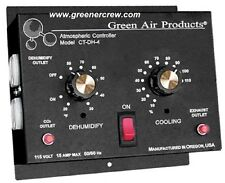 Atmosperic Controller 4 Independent Outlets used w/CO2 Equipment  CT-DH-4