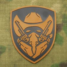 Medal of Honor MOH GUNFIGHTERS Tactical morale Military 3D PVC Patch