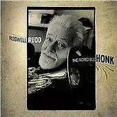Roswell Rudd-The Incredible Honk CD NEW