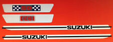 Suzuki AC50 Decal Set tanque y los paneles laterales 3