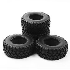 4x RC 1:10 Short Course Truck Rubber Tires Foam Insert For TRAXXAS SLASH HPI HSP