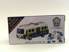 NEW Tokyo Disney Sea 15th Anniversary Disney Resort Cruiser Takara Tomy