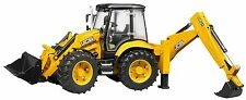 Bruder JCB 5CX eco Backhoe Loader 02454 NEW