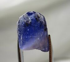 5.71 ct Tanzanite crystal from Tanzania - blue color likely untreated