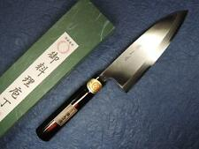 Japanese SAKAI Carbon Steel Deba Knife165mm Akebono