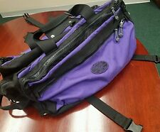 """Red Oxx """"Tres Hombres"""" Carry On Bag - very good condition."""